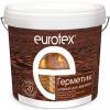 Герметик Шовный Eurotex 3кг для Срубов Акриловый / Евротекс
