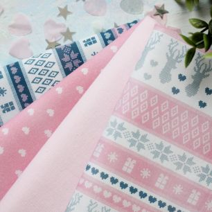 Набор тканей для пошива Скандинавия