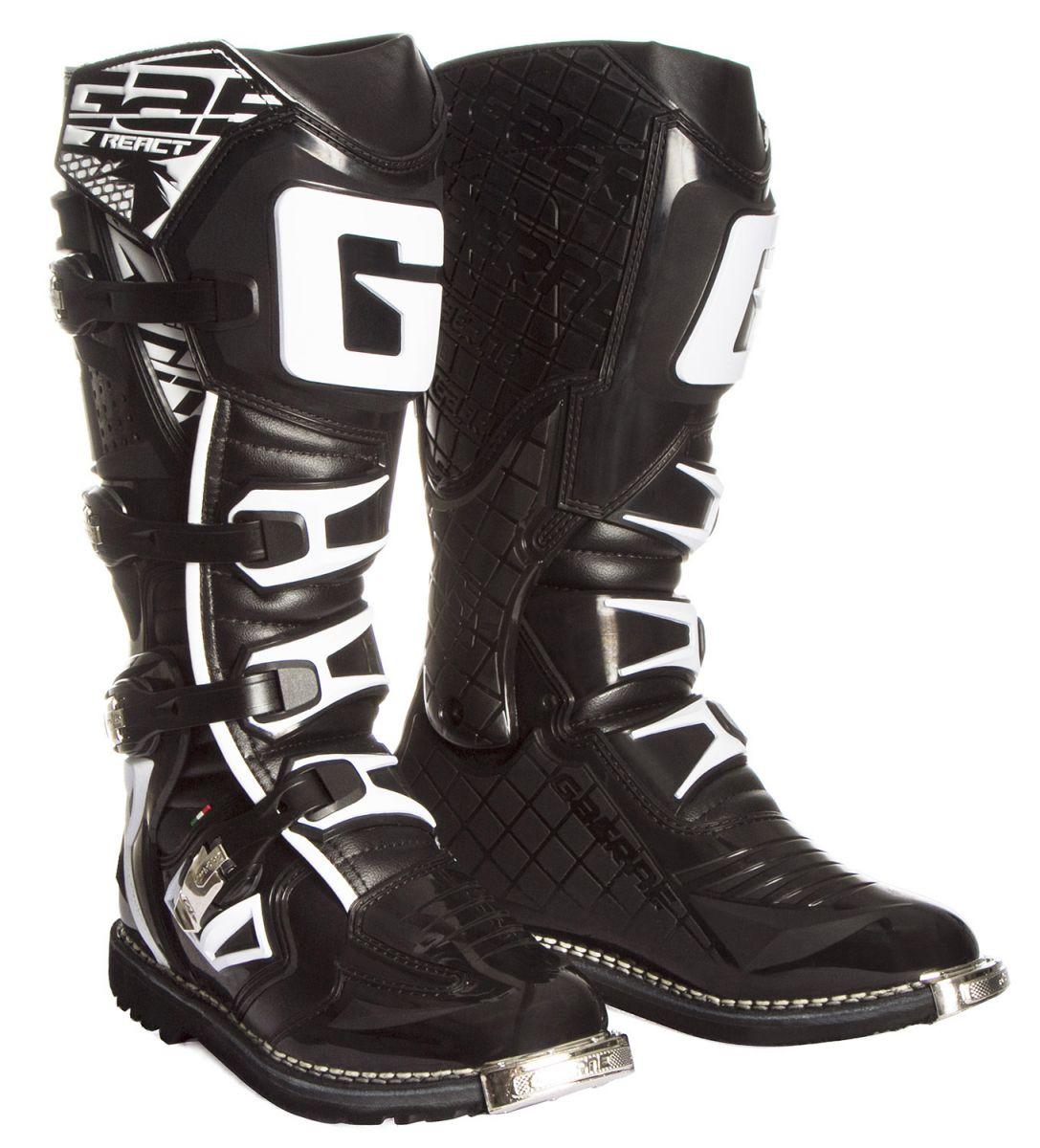Gaerne - G-React Enduro мотоботы, черные