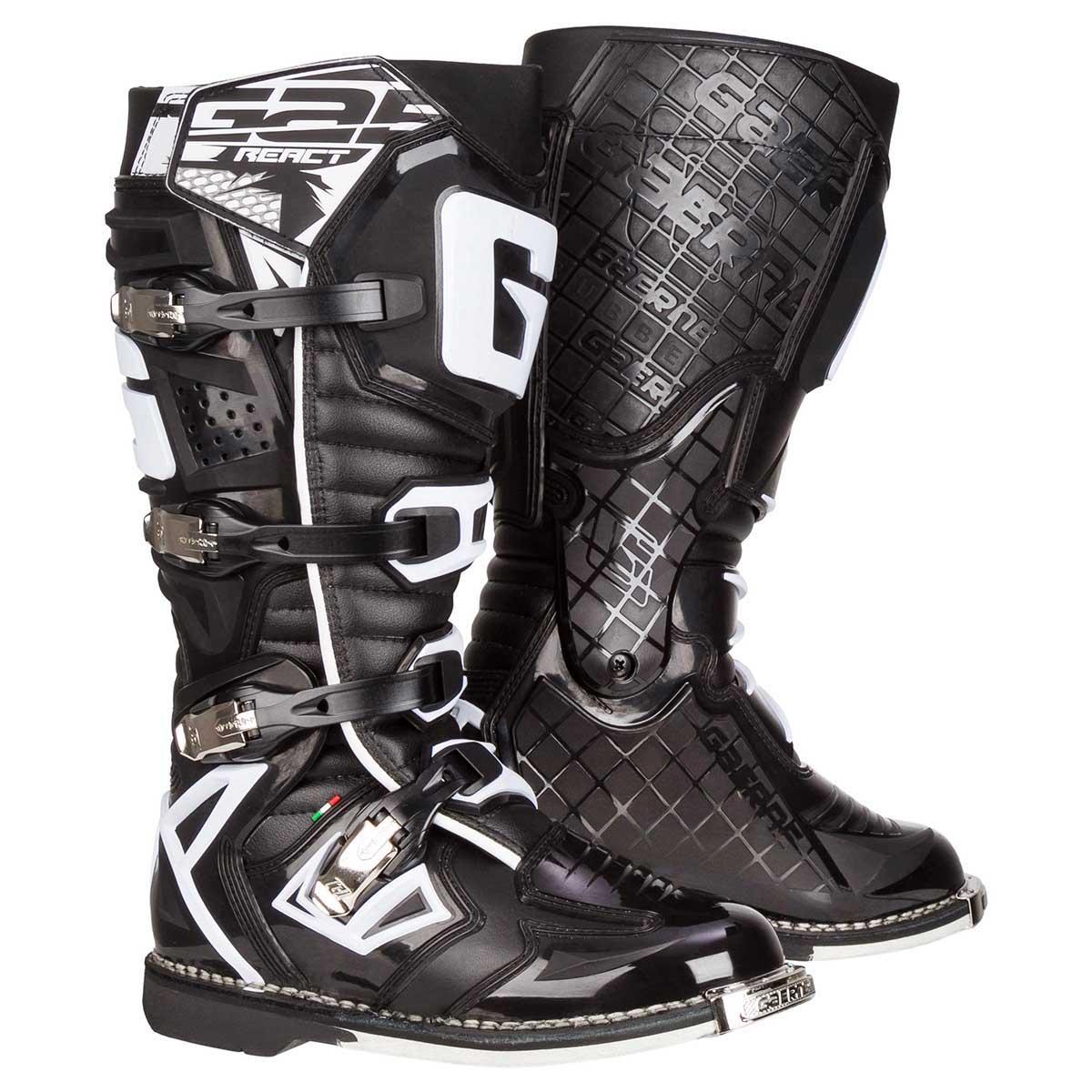 Gaerne - G-React Goodyear мотоботы, черные