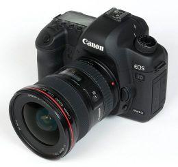 Canon EOS 5D Mark II Kit 17-40mm 1.4 L USM