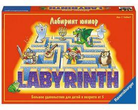 Настольная игра Сумасшедший лабиринт детская