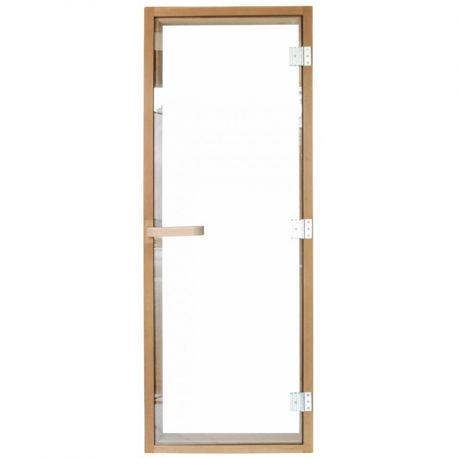 Дверь для сауны Aquaviva 1890х690 (6мм)