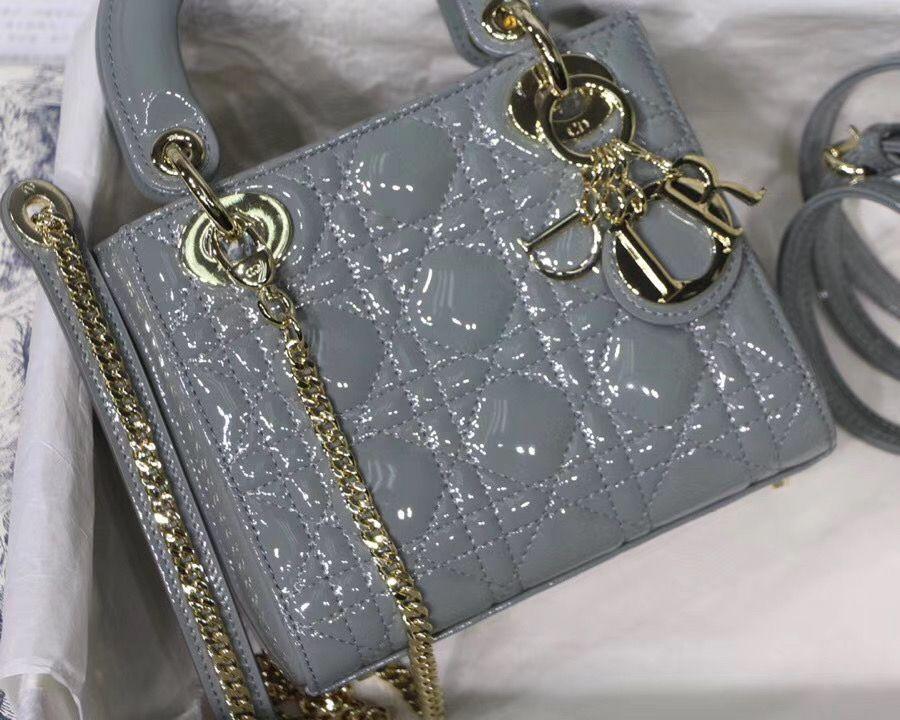 Lady Dior Micro 17 см