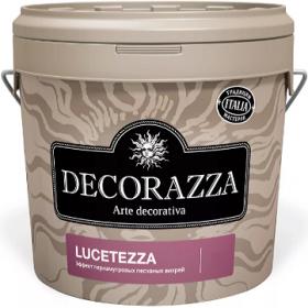 Краска-Песчаные Вихри Decorazza Lucetezza 5л с Эффектом Перламутровых Песчаных Вихрей