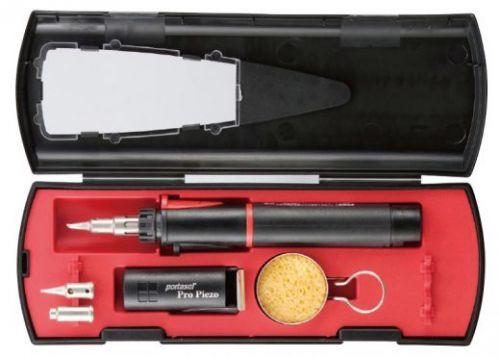 Газовый паяльник Goot GP-510 Set (с набором насадок)