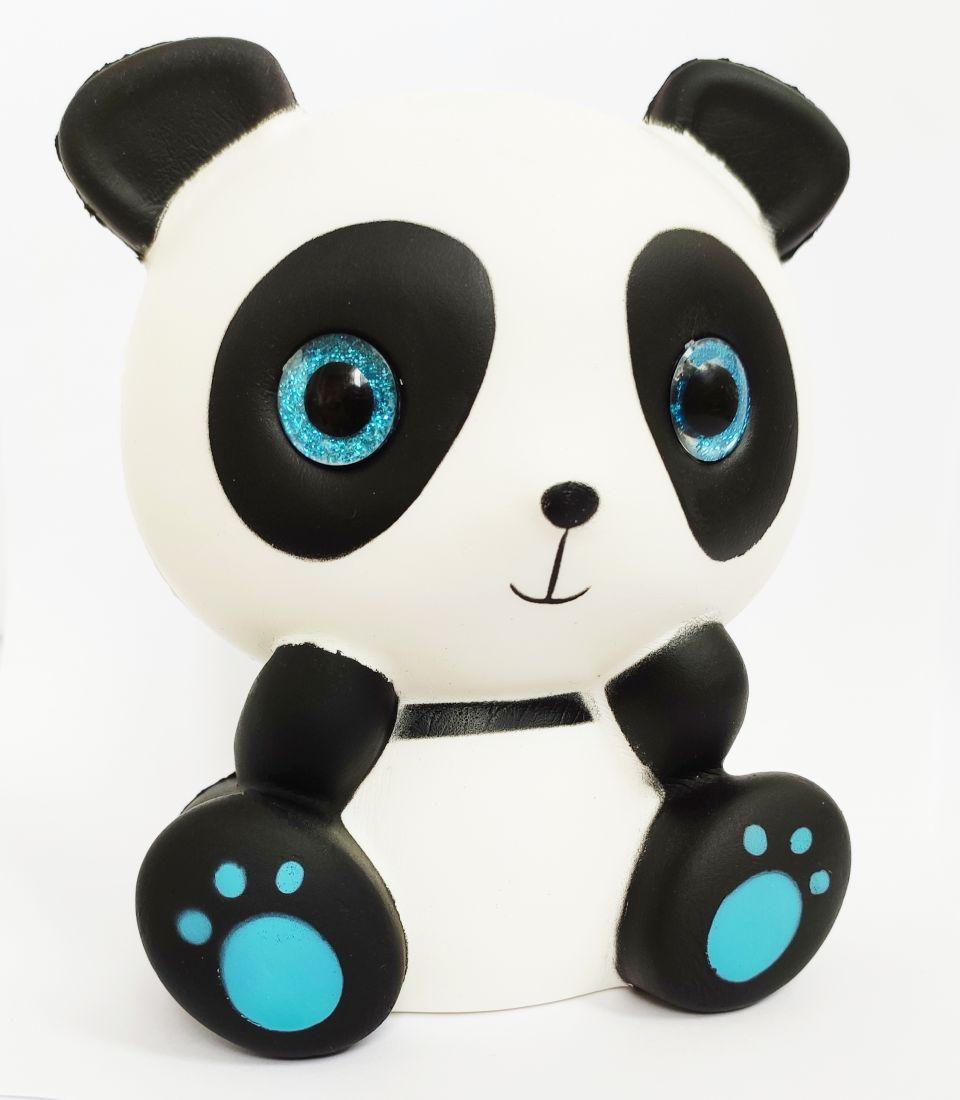 Сквиш с глазками Панда