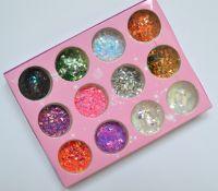 Набор 3д кристаллов для дизайна ногтей №1