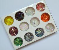 Набор 3д кристаллов для дизайна ногтей №2