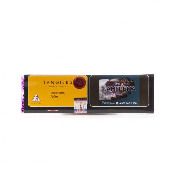 Табак Tangiers Noir - Watermelon (Арбуз, 100 грамм, Акциз)