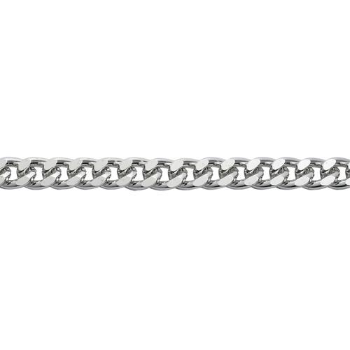 Цепь алюминиевая 11,6х8,7мм 10м