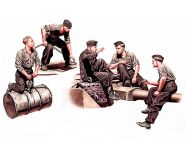 Фигуры Немецкие танкисты, период Второй мировой войны