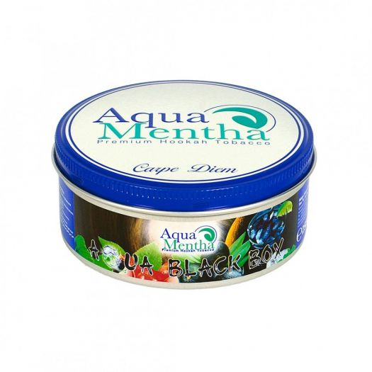 Табак для кальяна Aqua Mentha-Black Box 250г