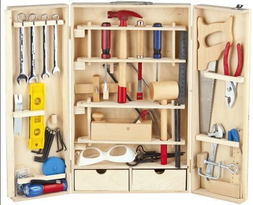 Набор инструментов Маленький Мастер, 50 XL, 243500 DHL