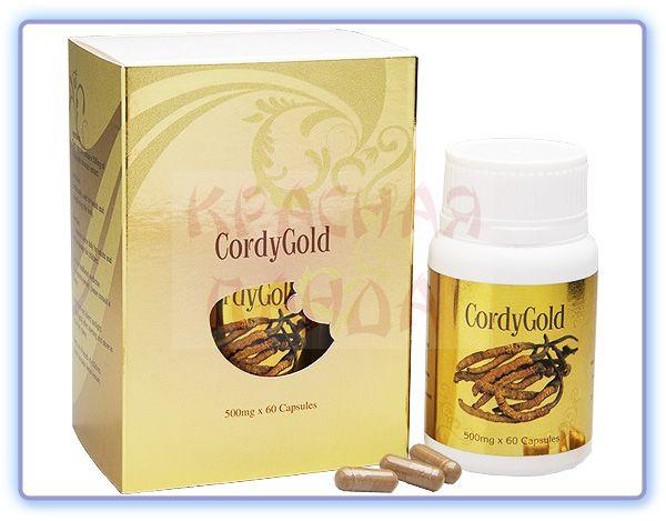 Корди Голд (Cordy Gold)