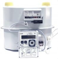 Комплекс для измерения количества газа СГ-ТК Д16