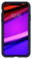 Чехол SGP Spigen Hybrid NX для iPhone 11 синий: купить недорого в Москве — выгодные цены в интернет-магазине противоударных чехлов для телефонов Айфон 11 — «Elite-Case.ru»
