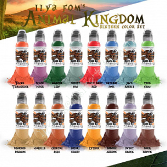 ILYA FOM ANIMAL KINGDOM SET 1 oz