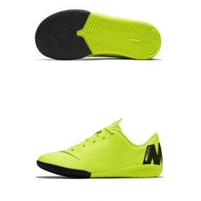 Детские футзалки NIKE VAPORX XII ACADEMY PS IC AH7352-701 JR