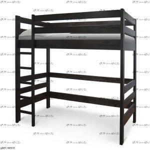 Кровать-чердак 453054 №В