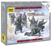 6198 Нем.пехота в зимней форме