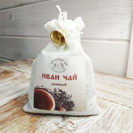 Иван-чай зеленый ферментированный (мешочек)