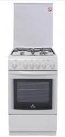 Комбинированная плита DE LUXE 506031.00ГЭ (958500) Белая