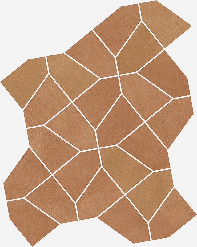 Мозаика 27,3x36 ТЕРРАВИВА КАННЭЛЛА