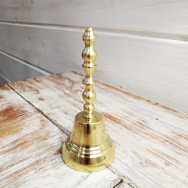 Валдайский колокольчик с ручкой №5