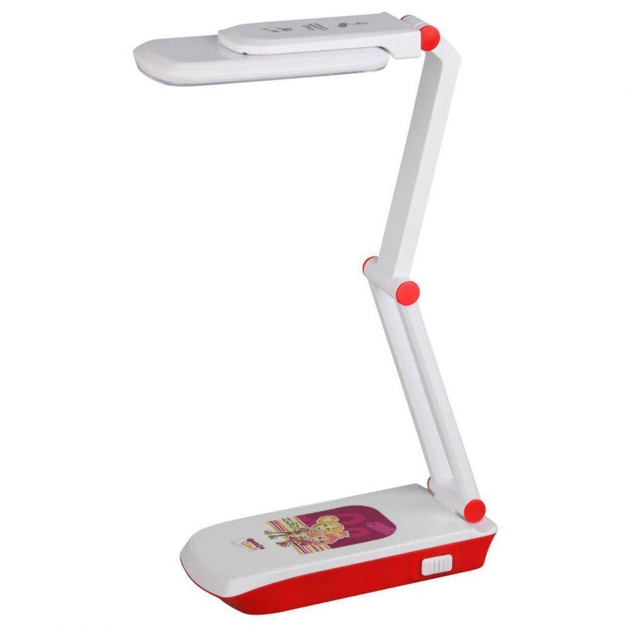 Настольная лампа ЭРА Фиксики NLED-423-3W-R
