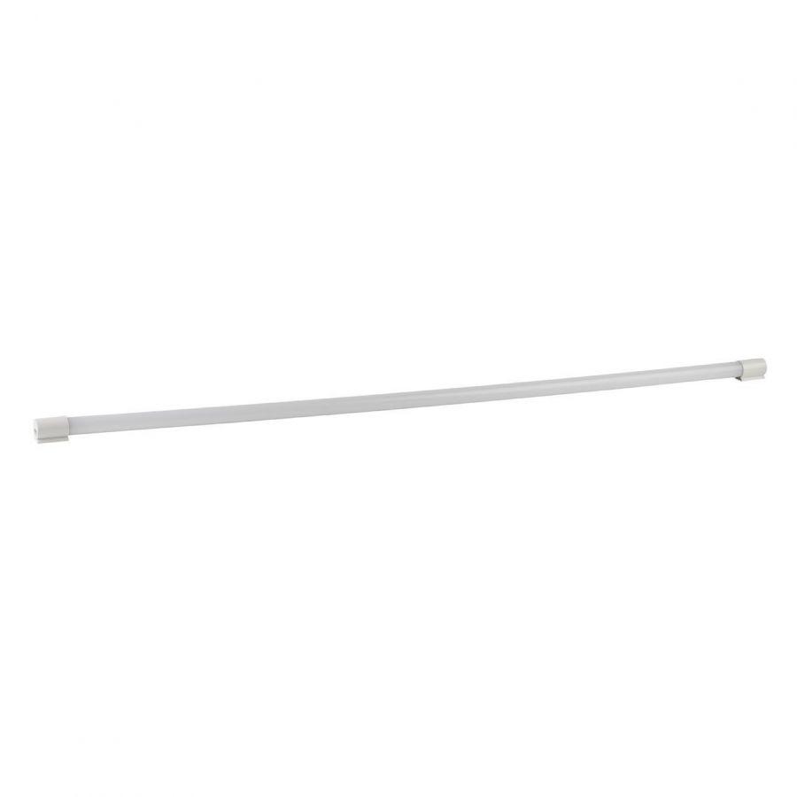 Мебельный светодиодный светильник ЭРА Линейный LLED-03-18W-4000-W