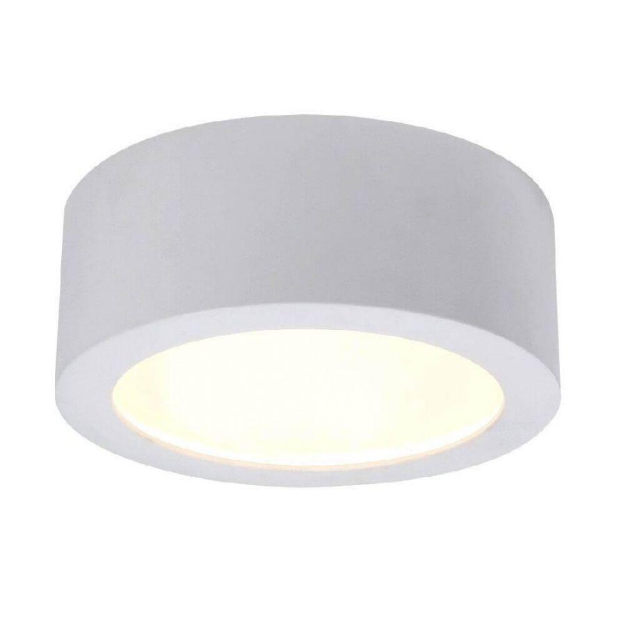 Потолочный светодиодный светильник Crystal Lux CLT 521C150 WH