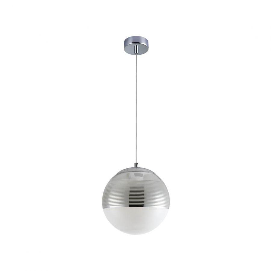 Подвесной светильник Crystal Lux Optima SP1 Chrome D200