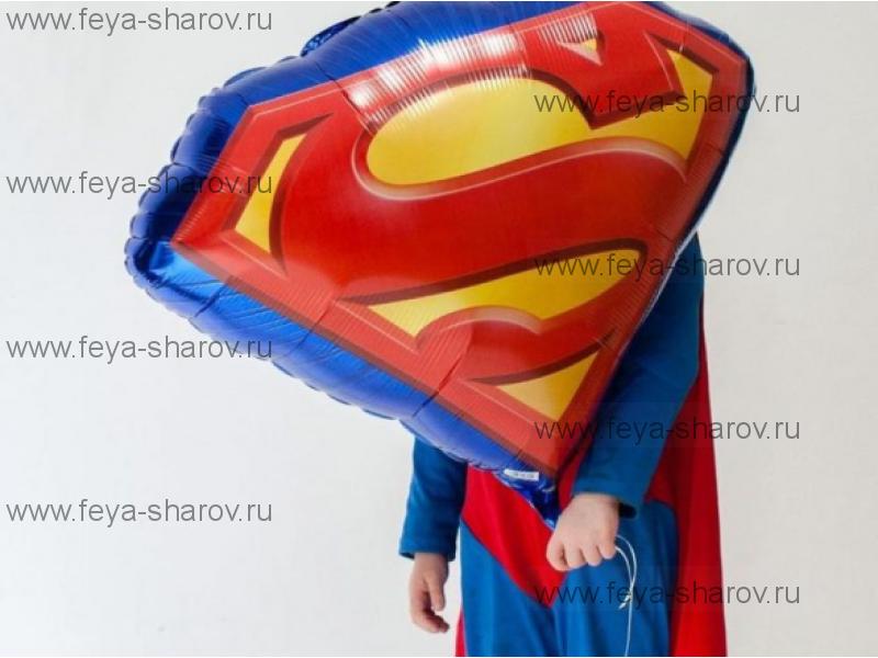 Шар Эмблема Супермена