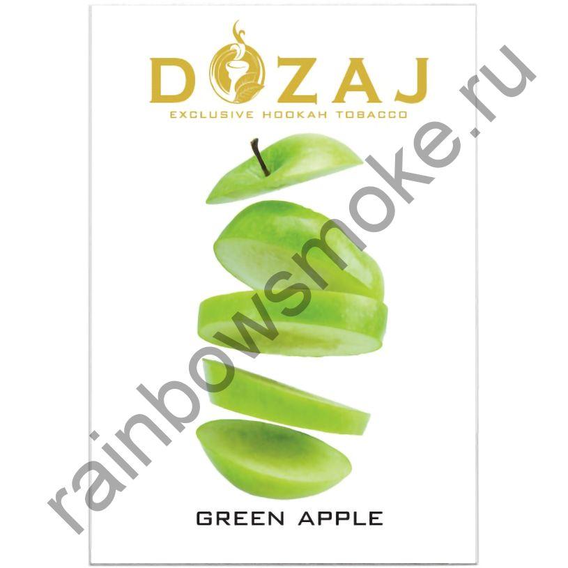 Dozaj 50 гр - Green Apple (Зеленое Яблоко)