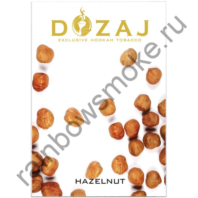 Dozaj 50 гр - Hazelnut (Фундук)