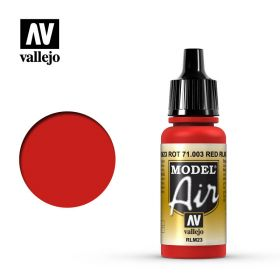 """003.  """"Model Air""""  Алый/Scarlet Red"""