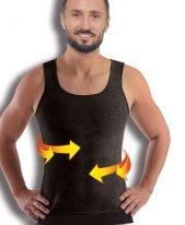 Мужская майка для похудения Sweat Shaper, L/XL