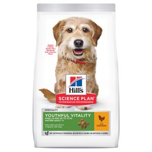Hill's Canine Mature Adult 7+ Youthful Vitality Mini