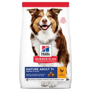 Hill's Canine Mature Adult 7+ Active Longevity Medium Chk
