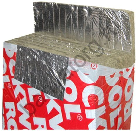 Базальтовая плита фольгированная FIRE BATTS (1000х600х30мм) (6 шт)