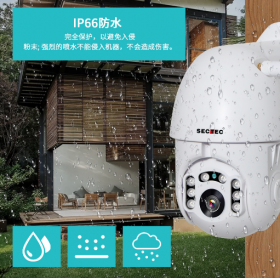 iP Камера WiFi 2 антенны