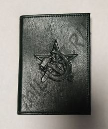 Обложка на красноармейскую книжку, вариант 2