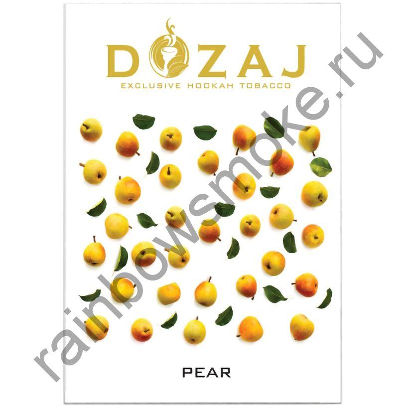 Dozaj 50 гр - Pear (Груша)