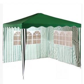 Тент шатер садовый Green Glade 1023 3х3х2,5 (полиэстер)