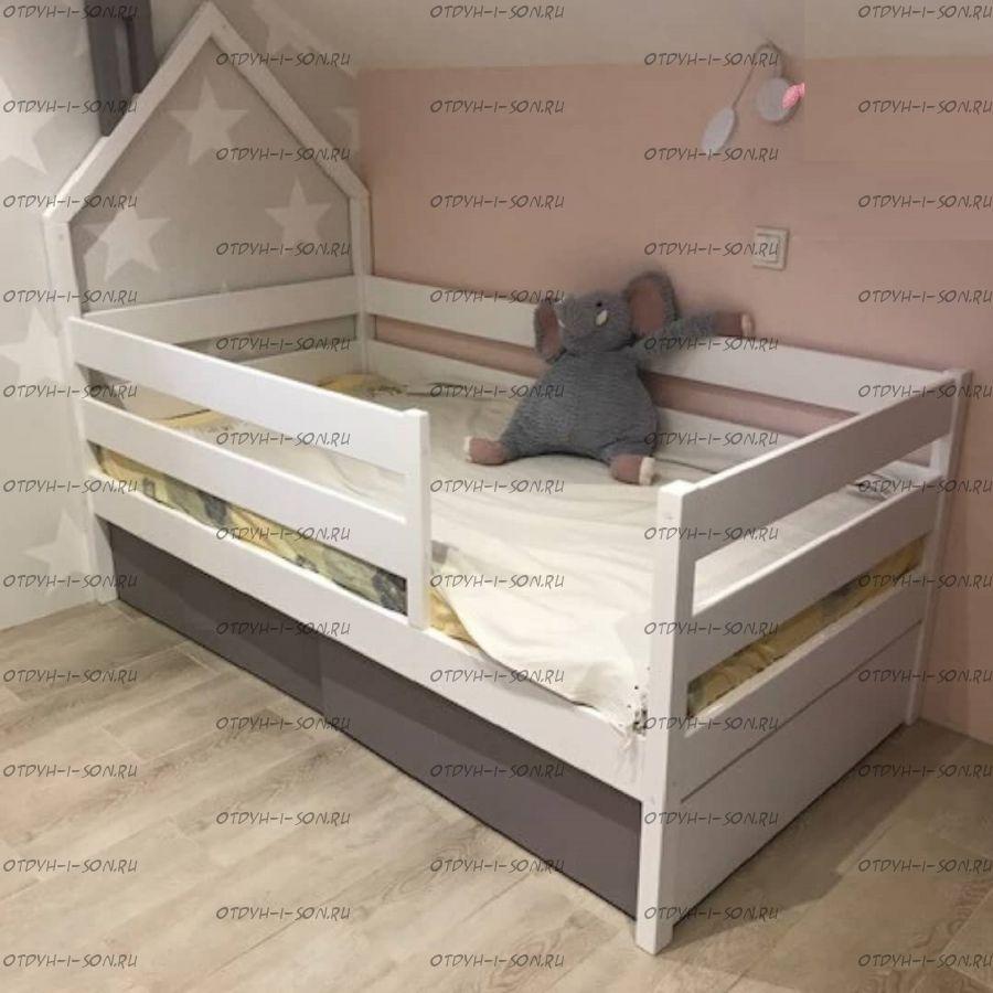 Кровать-Домик №В
