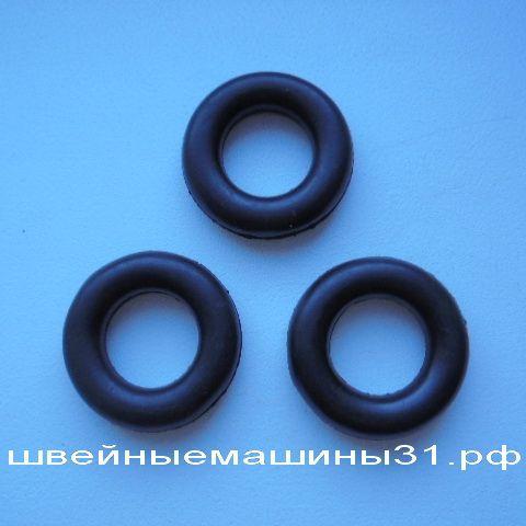 Резиновое кольцо моталки диаметр внешний 30 мм., внутренний 16 мм.    цена 150 руб.
