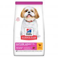 Hill's Canine Mature Adult 7+ Small & Mini - Для пожилых собак миниатюрных пород (300 г)