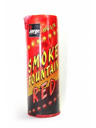 Цветной дым для фотосессии 40 сек. КРАСНЫЙ