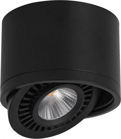 Светодиодный светильник Feron AL523 накладной 15W 4000K черный поворотный